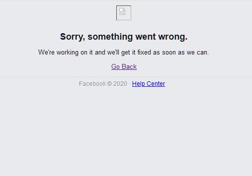 Το Facebook και το Instagram είναι κάτω