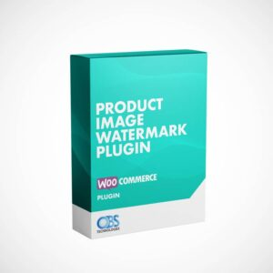 WP Woocommerce Product Image Watermark
