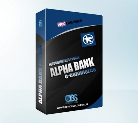 WP Woocommerce Alpha Bank e-commerce Plugin