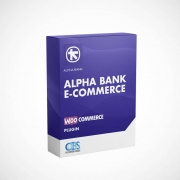 WP Woocommerce Alpha Bank e-commerce Plugin