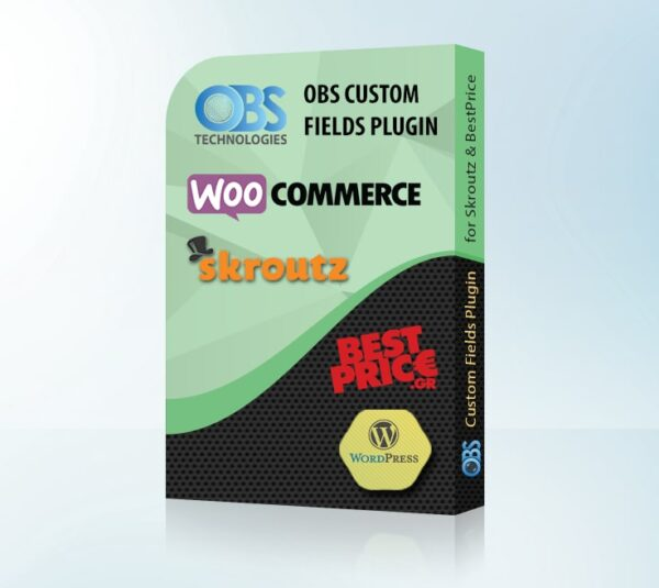 WP Woocommerce Custom Fields για Skroutz.gr και bestprice.gr
