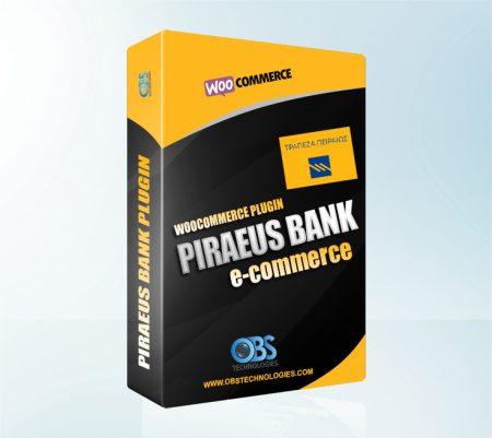 WP Woocommerce Piraeus Bank e-commerce Plugin