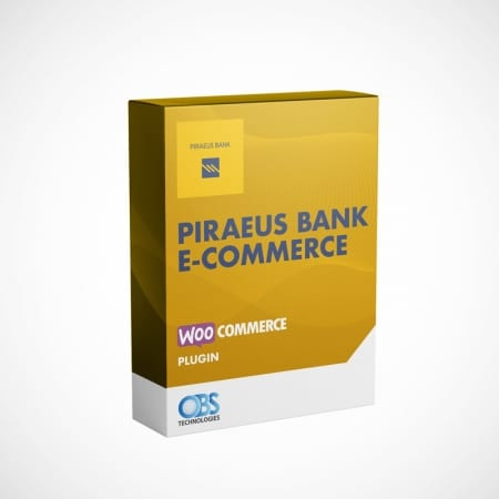 WP Woocommerce Piraeus Bank e-commerce Plugin