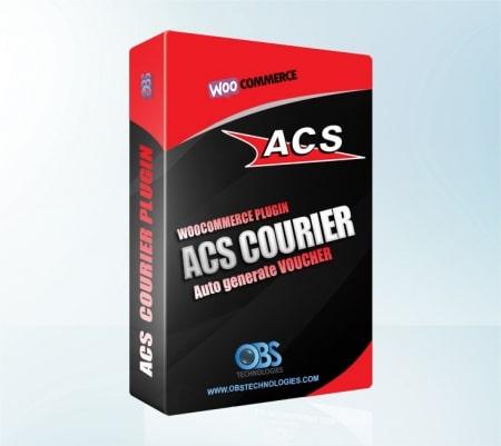 WP Woocommerce ACS Courier Voucher Plugin