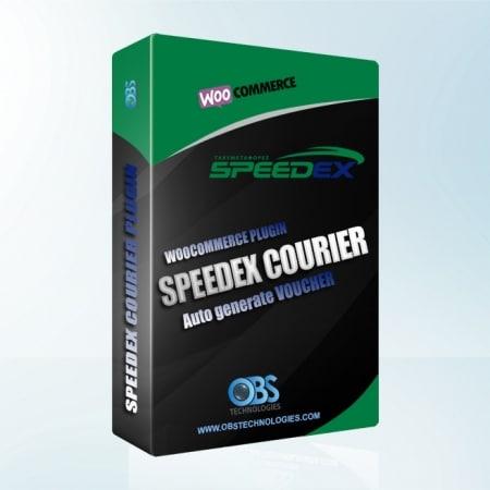 WP Woocommerce Speedex Courier Voucher Plugin Wordpress