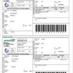 WP Woocommerce Speedex Courier Voucher Plugin Voucher