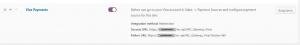 WP Woocommerce Plugin για πληρωμές με Viva Payments Urls
