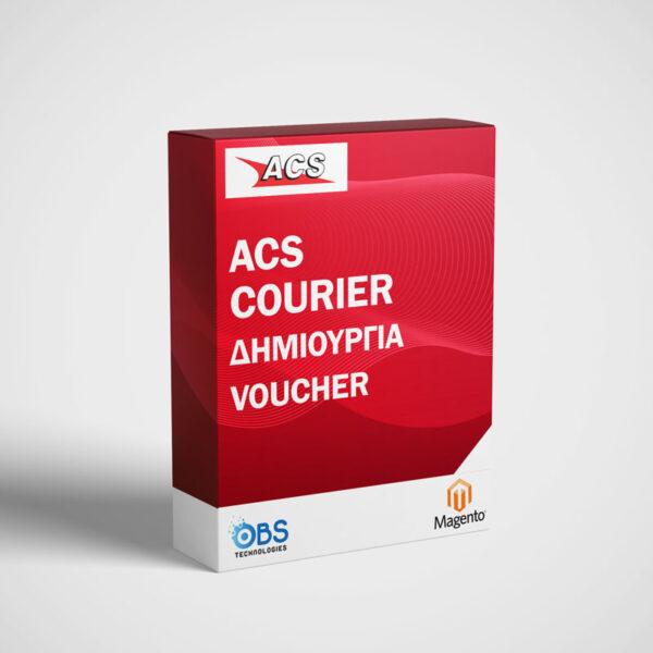 Magento ACS Courier Voucher Plugin