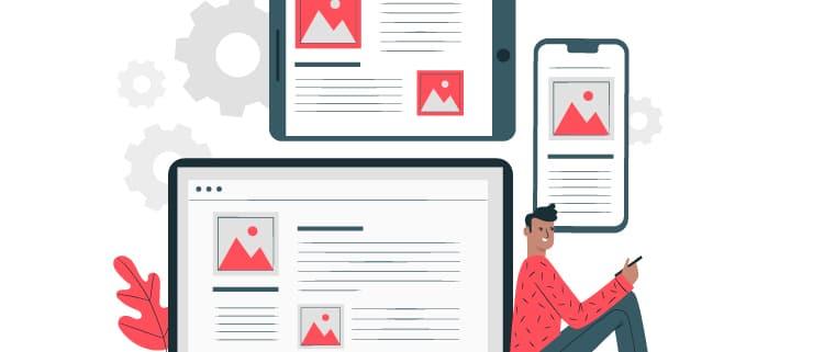 8 Τάσεις Στην Ανάπτυξη Και Το Σχεδιασμό Ιστοσελίδων