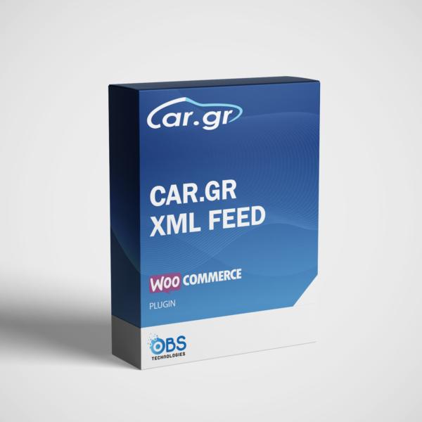 Car.gr XML Feed woocommerce