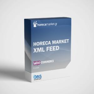 Horecamarket.gr xml feed για Woocommerce
