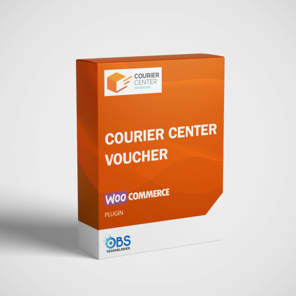wp woocommerce Courier Center plugin